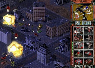 Test Command & Conquer : Soleil de Tiberium PC - Screenshot 3