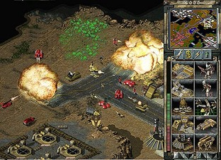 Test Command & Conquer : Soleil de Tiberium PC - Screenshot 4