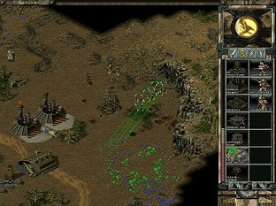Test Command & Conquer : Soleil de Tiberium PC - Screenshot 5