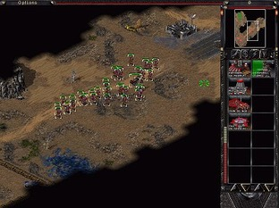 Test Command & Conquer : Soleil de Tiberium PC - Screenshot 7