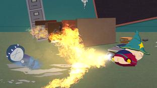 Résultats du concours South Park