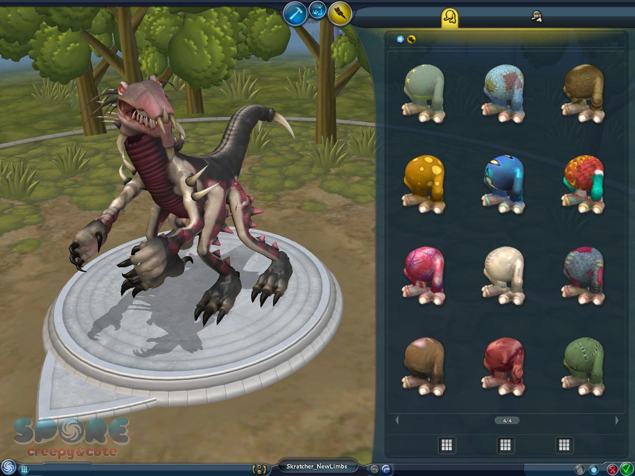 Pack Spore: Elements...  Du New! Sp00pc009