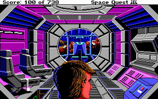 Images Space Quest 3 : The Pirates of Pestulon PC - 4