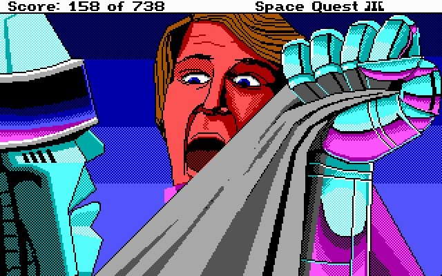 Images Space Quest 3 : The Pirates of Pestulon PC - 7