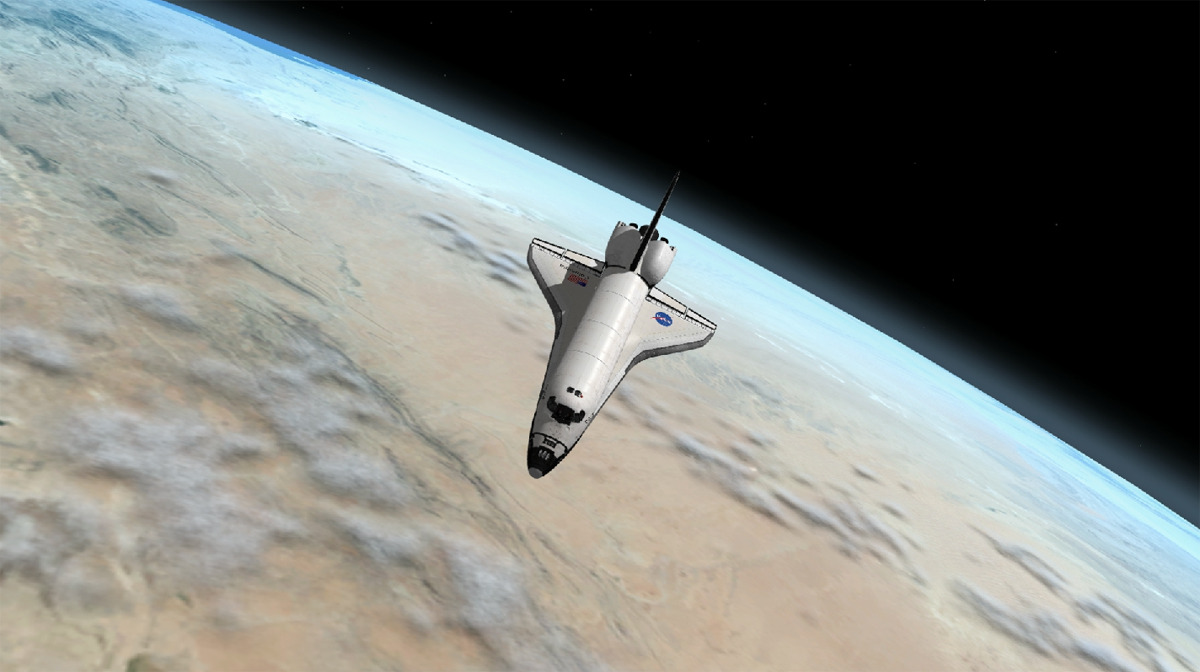 space shuttle simulator 2010 - photo #32