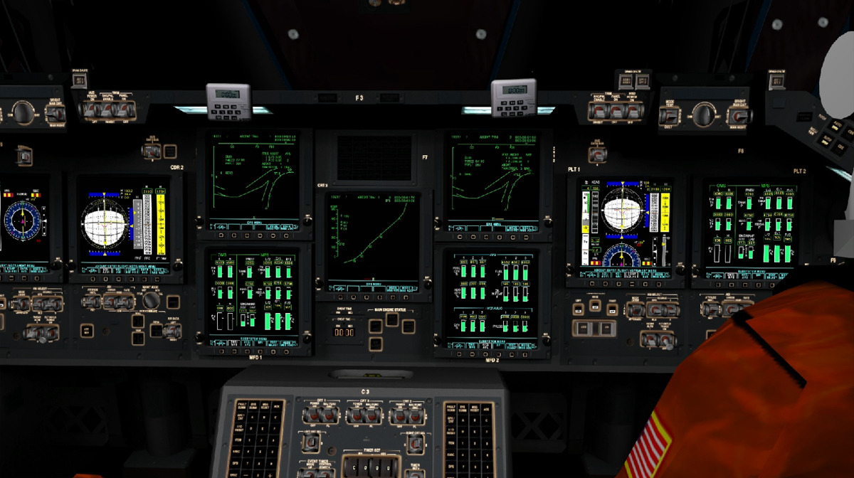 space shuttle simulator 2010 - photo #6