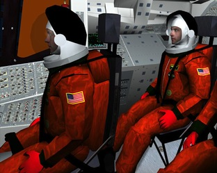 space shuttle mission simulator hints - photo #33