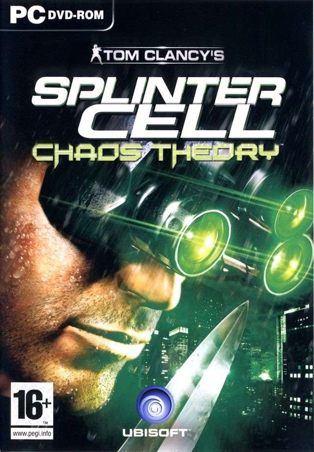 Splinter Cell Chaos Theory [US]