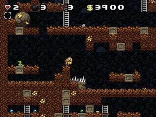 Test Spelunky PC - Screenshot 10