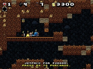 Test Spelunky PC - Screenshot 15