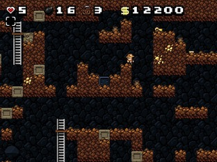 Test Spelunky PC - Screenshot 17