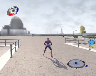Test Spider-Man 3 PC - Screenshot 1
