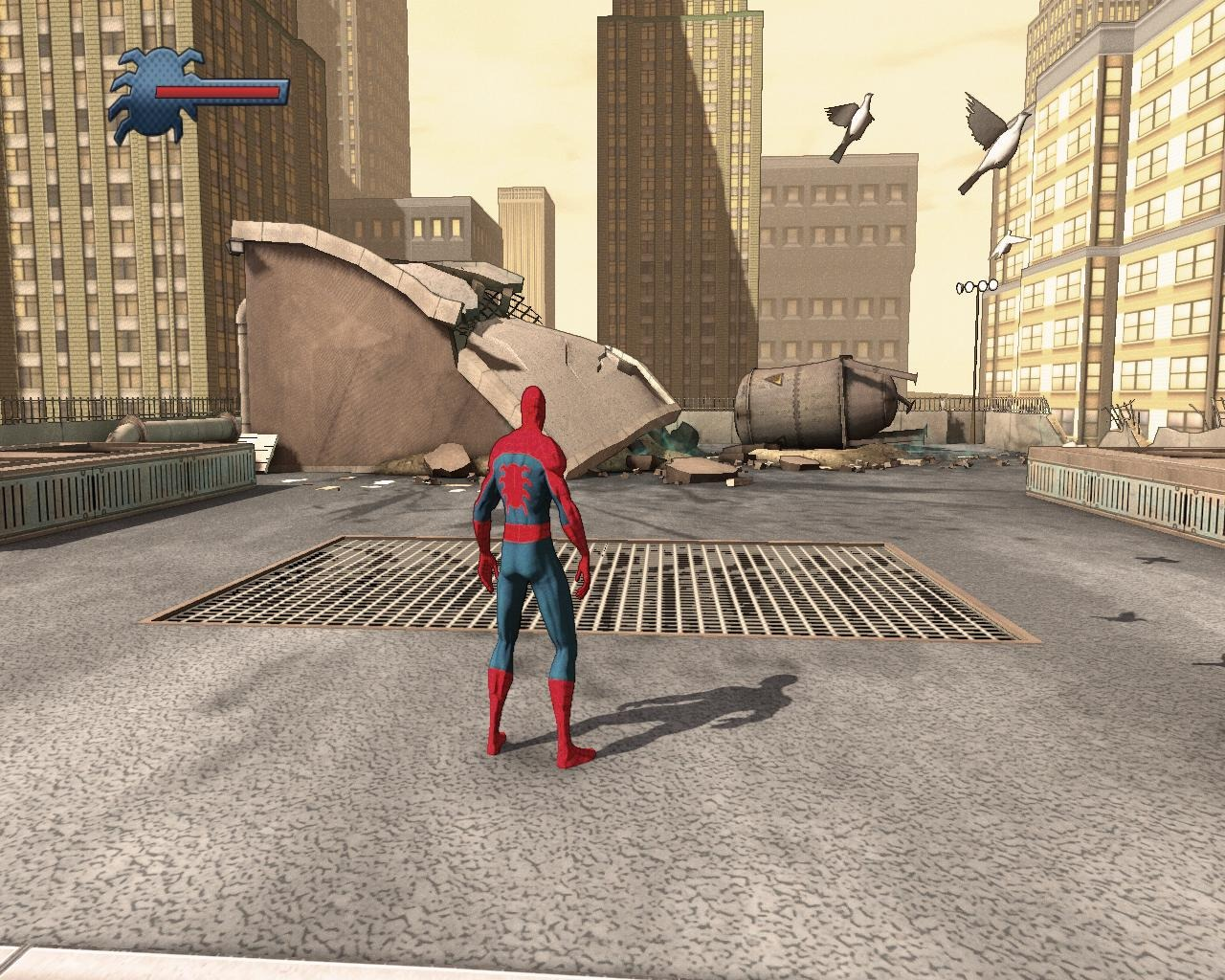 Spider-Man: Shattered Dimensions-REPACK « Skidrow ...