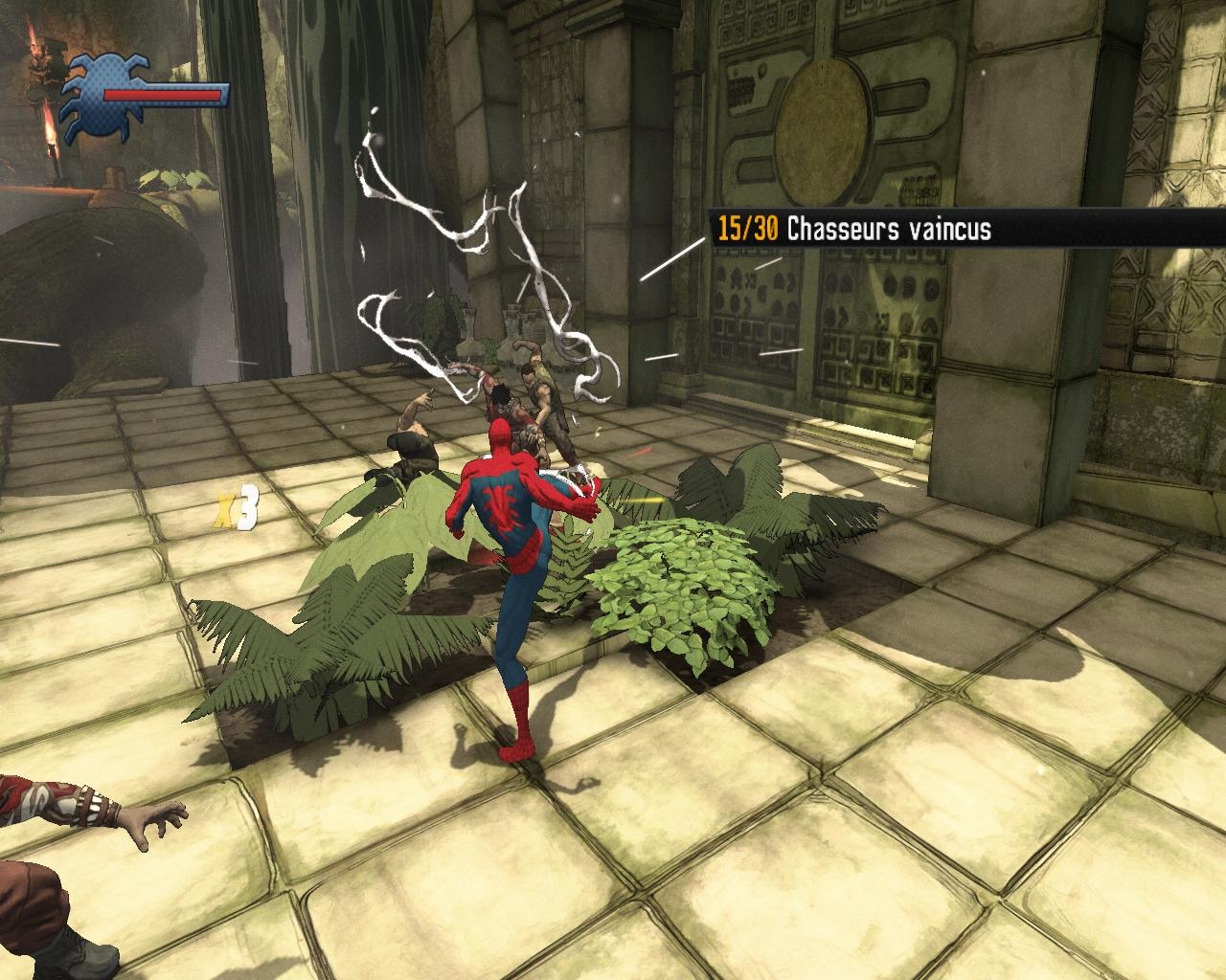Spiderman Shattered Dimensions RELOADED