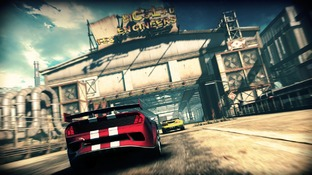 Du DLC pour Split/Second Velocity