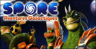 Spore Aventures Galactiques