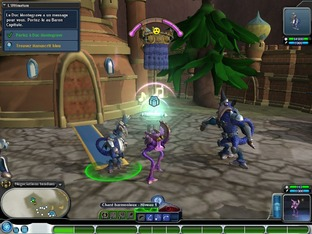 Test Spore Aventures Galactiques PC - Screenshot 44