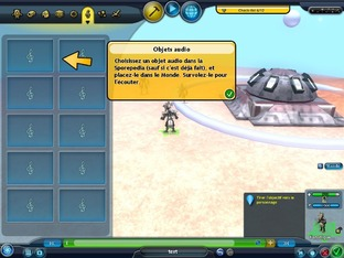 Test Spore Aventures Galactiques PC - Screenshot 45