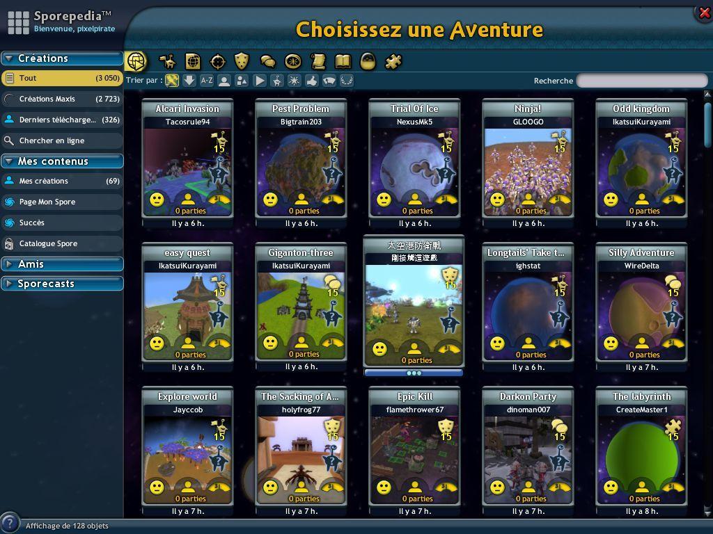 Nouveau Pack: Spore Aventures Galactiques Spore-aventures-galactiques-pc-047