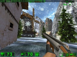 Test Serious Sam : The Second Encounter PC - Screenshot 11