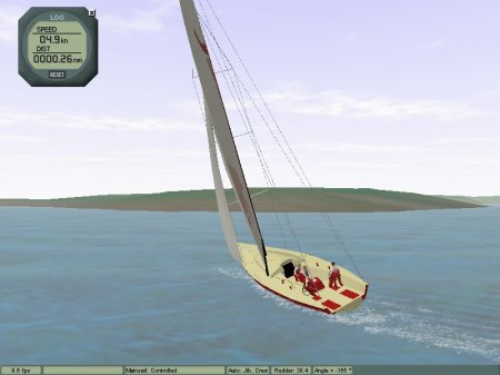Sail Simulator 4.0 (Simulation Voile) PC FR