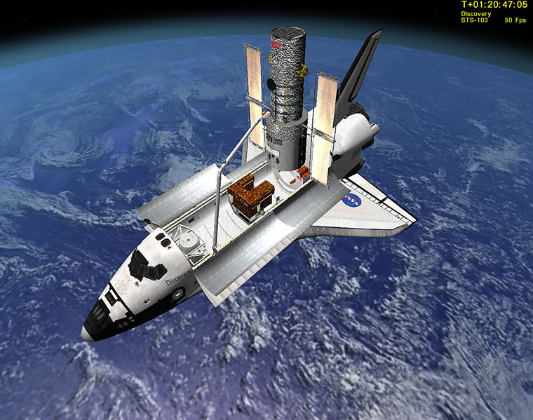 Space Shuttle : Mission Simulator