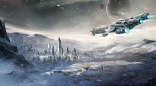 Star Citizen : Le module de dogfight accessible à tous les backers