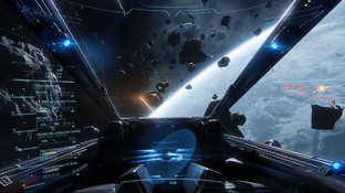 Le dogfight de Star Citizen enfin accessible