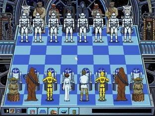 Jeux de société : Star Wars Chess et Monopoly