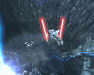 Test Star Wars le Pouvoir de la Force II PC - Screenshot 53