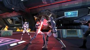 Images de Star Wars : The Old Republic, les Sith Warriors