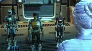 Test Star Wars : The Old Republic PC - Screenshot 370
