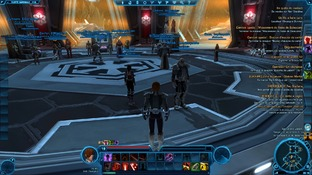 Test Star Wars : The Old Republic PC - Screenshot 371