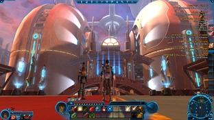 Test Star Wars : The Old Republic PC - Screenshot 373