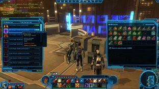 Test Star Wars : The Old Republic PC - Screenshot 383