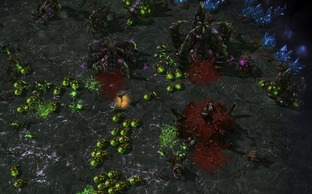 Aperçu Starcraft II : Heart of the Swarm PC - Screenshot 15