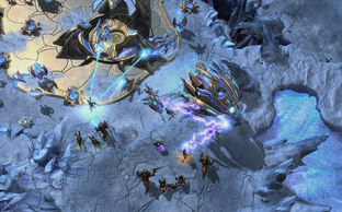 Aperçu Starcraft II : Heart of the Swarm PC - Screenshot 160