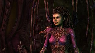 Test Starcraft II : Heart of the Swarm PC - Screenshot 197