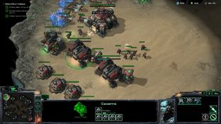 Test Starcraft II : Heart of the Swarm PC - Screenshot 199