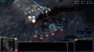 Test Starcraft II : Heart of the Swarm PC - Screenshot 203