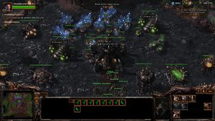 Test Starcraft II : Heart of the Swarm PC - Screenshot 210