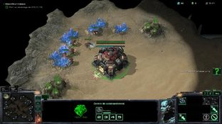 Test Starcraft II : Heart of the Swarm PC - Screenshot 216