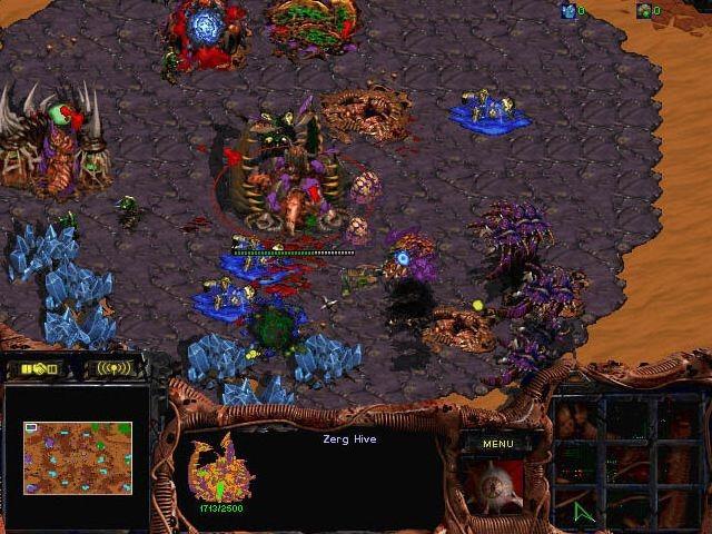 Галерея игры StarCraft: Brood War :: Все изображения.