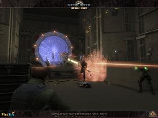 Stargate Resistance annoncé