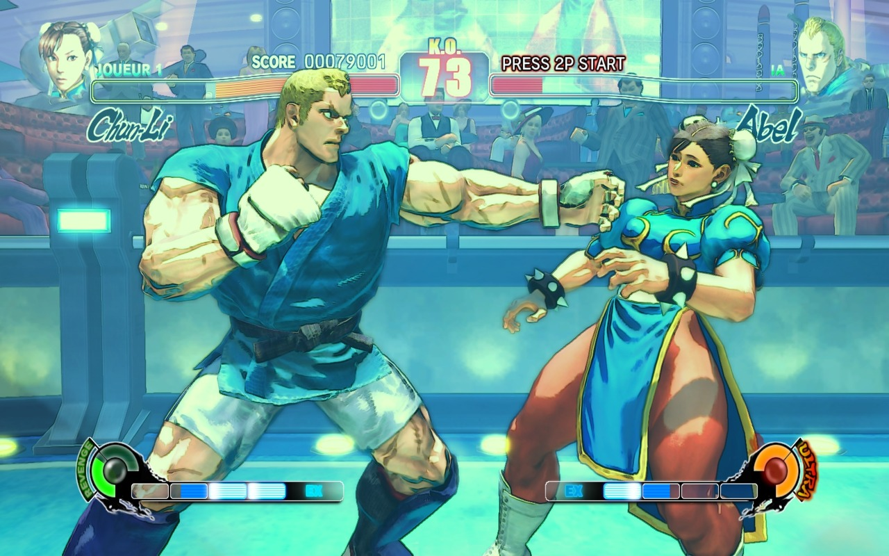 Street Fighter IV compress ?� 1.7Gb - 2links de 870Mb!!