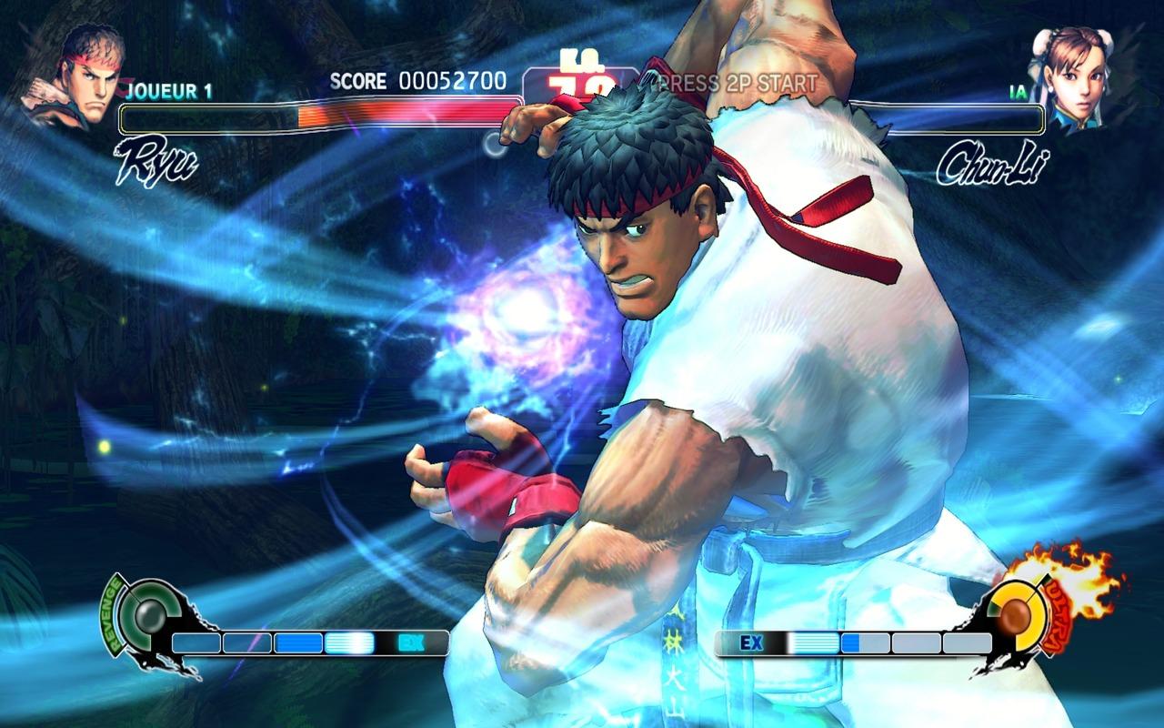 لعبة Street fighter [2009]