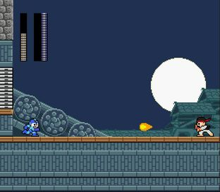 Test Street Fighter X Mega Man PC - Screenshot 9