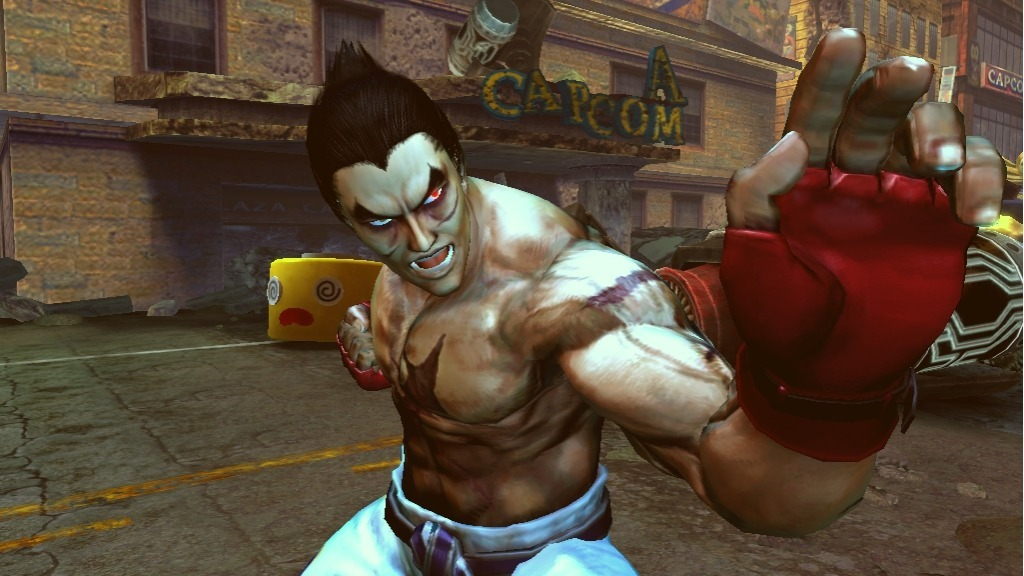 Street Fighter X Tekken SKIDROW