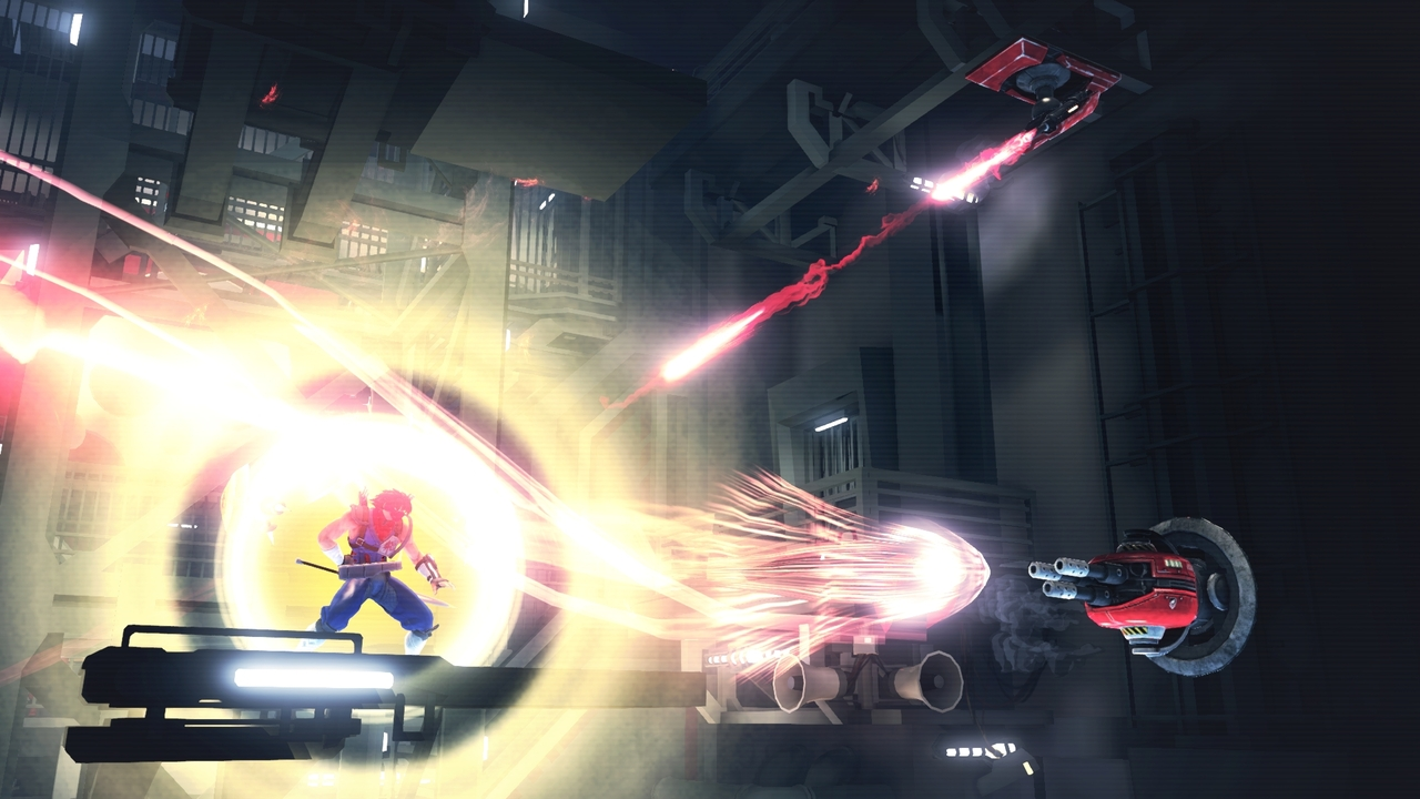 Strider 2014 Screenshot