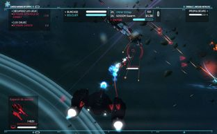 Test Strike Suit Zero PC - Screenshot 33